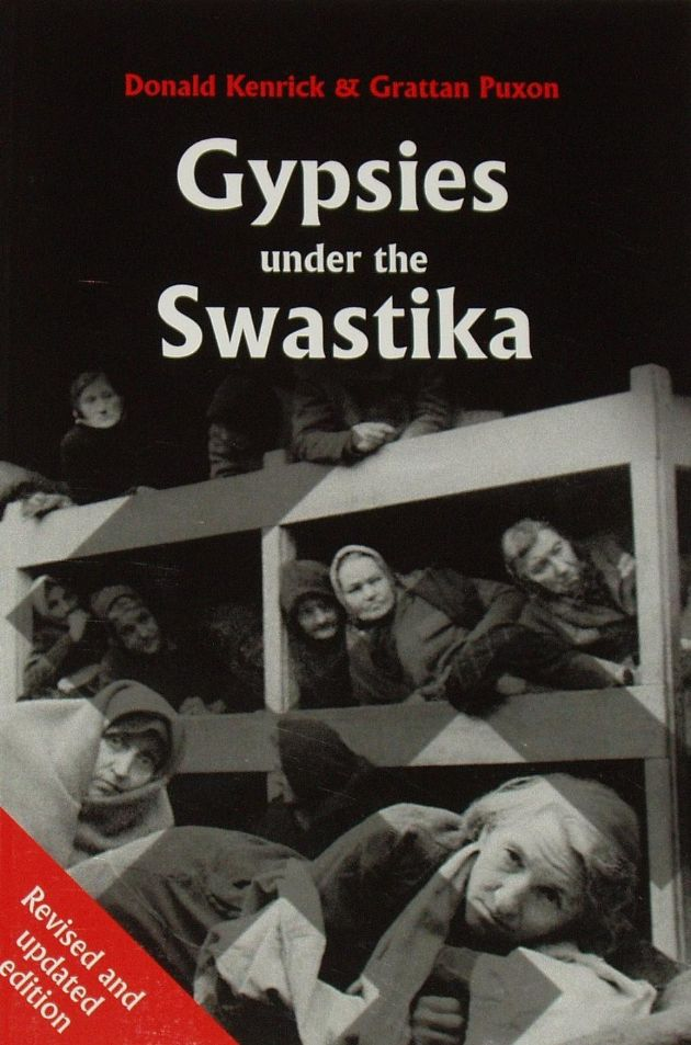 Gypsies under the Swastika, by Donald Kendrick & Grattan Puxon